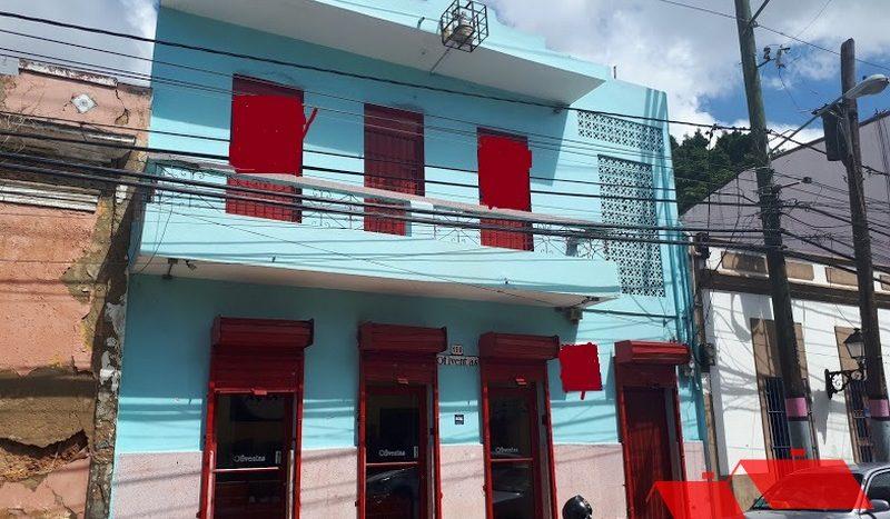 Casa en la zona colonial de 2 niveles