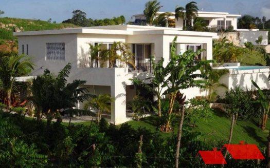 Villas en Río San Juan en Ventas con vista al mar, turístico, playas